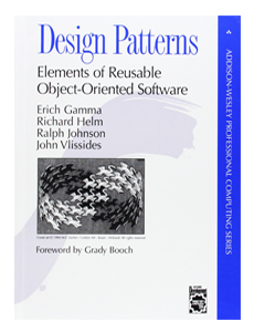 Erich Gamma – Design patterns Elements of reusable object-oriented software